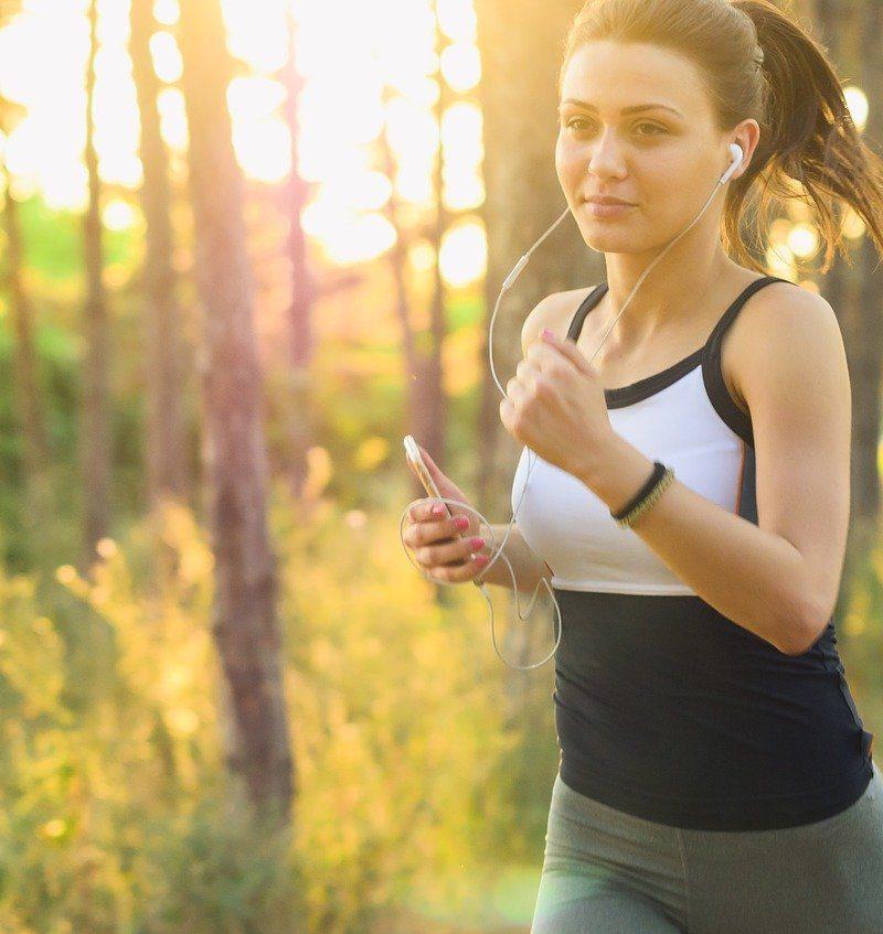 Bieg to siła treningu! Prawie każdy w swoim istnieniu …